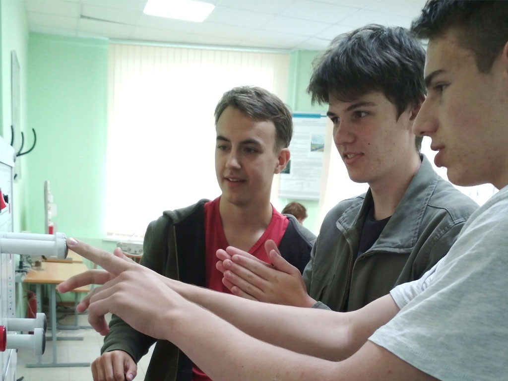 Образовательная сессия по программе «Хорошая физика»