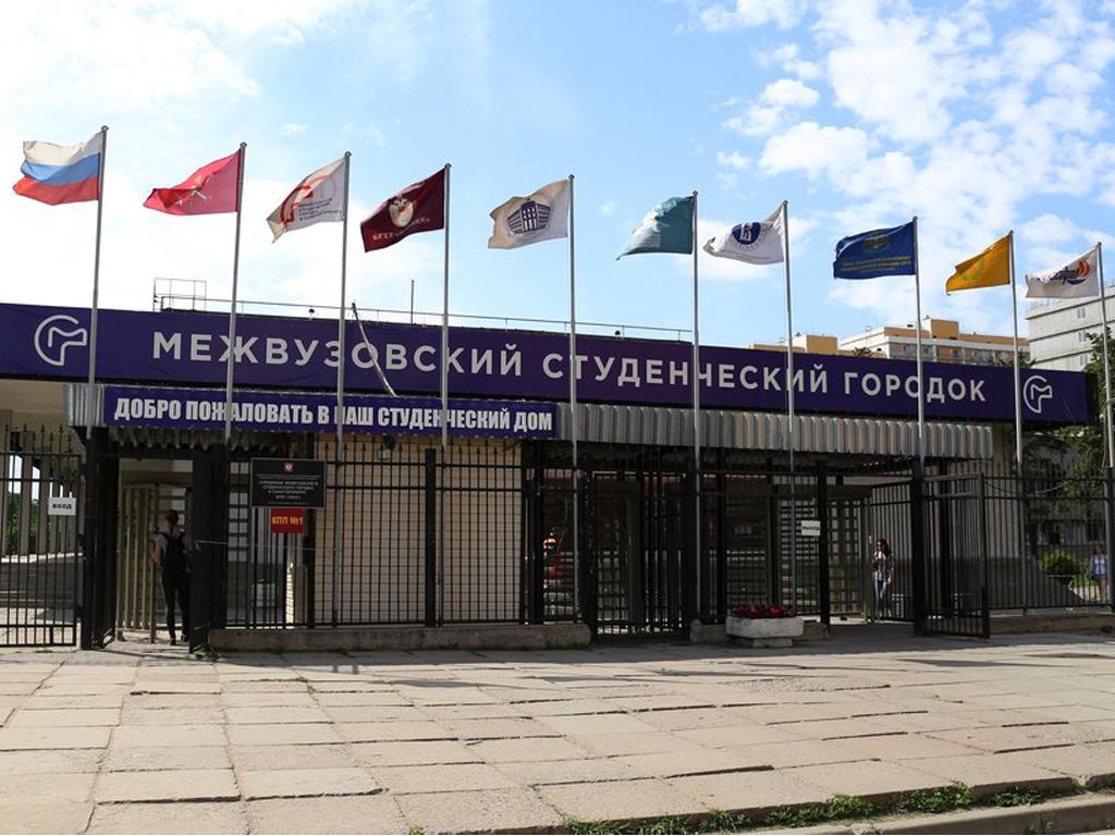Список студентов ВШТБ,  заселяемых в общежития МСГ