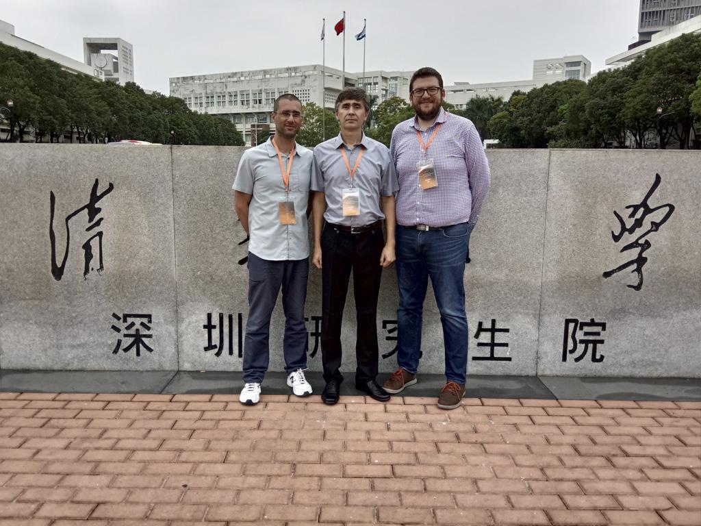 Международный симпозиум глобального стратегического академического партнерства 2018 г.,  Шеньчжень, КНР